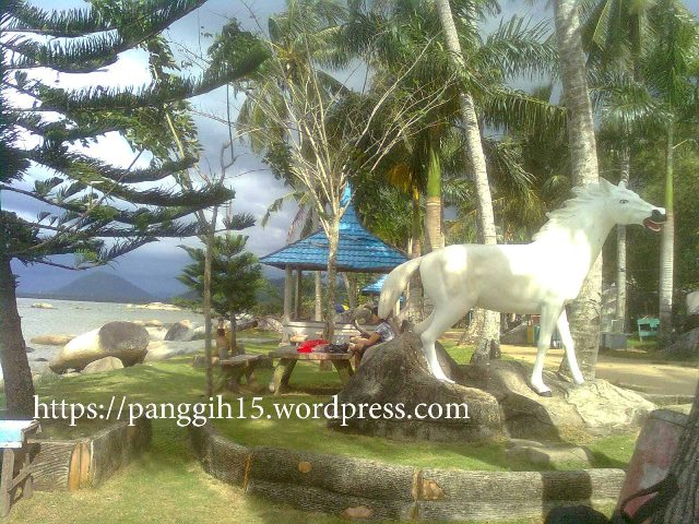 Liburan Ke Pulau Simping Panggih Raharjo